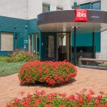 Entree Ibis hotel Leiderdorp