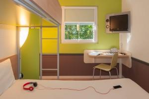 hotelkamer, Ibis Budget