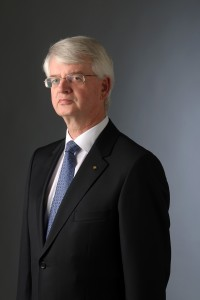 Portret Dhr. Harry Hauptmeijer, CEO Yokogawa Europe
