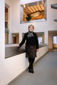 portret Anja van Bergen - van Kruijsbergen, Nutreco