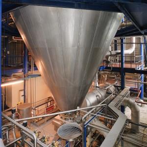 Veevoederfabriek voor Foss Denemarken