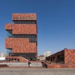 MAS, Antwerpen – Architect: Neutelings Riedijk