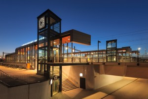 Station Vathorst, Amersfoort – architect: StudioSK