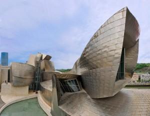 Guggenheim Museum, Bilbao – architect: Gehry Partners